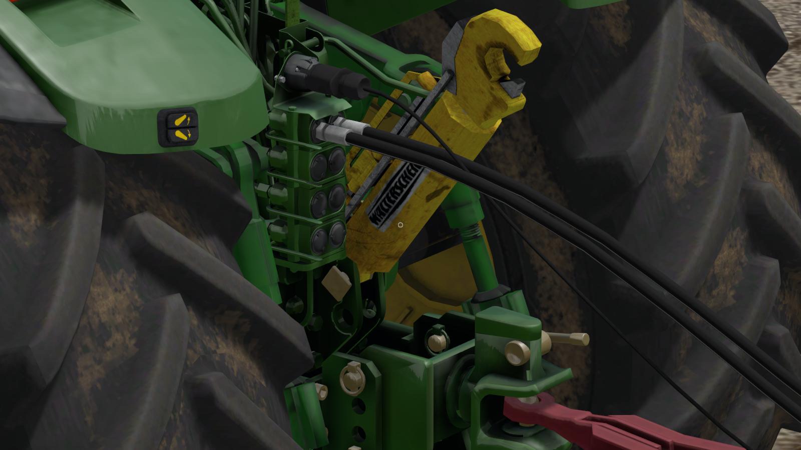 Dynamic Hose Tractor Tutorial + Parts v1