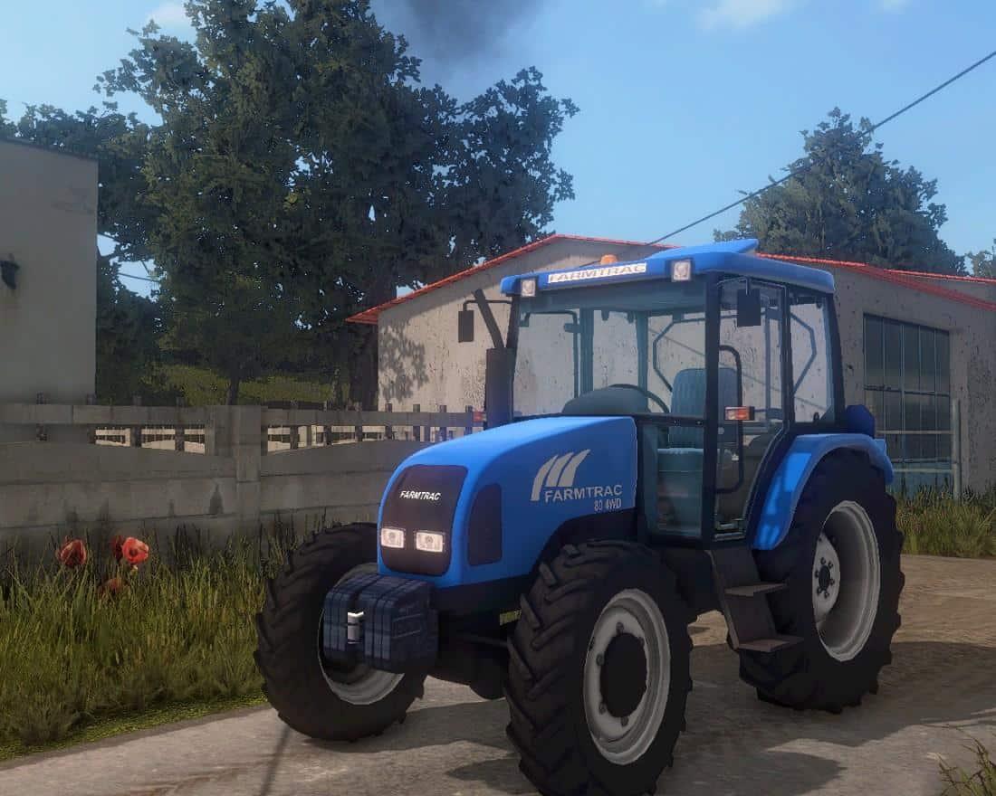 Farmtrack 80 4wd v1.0