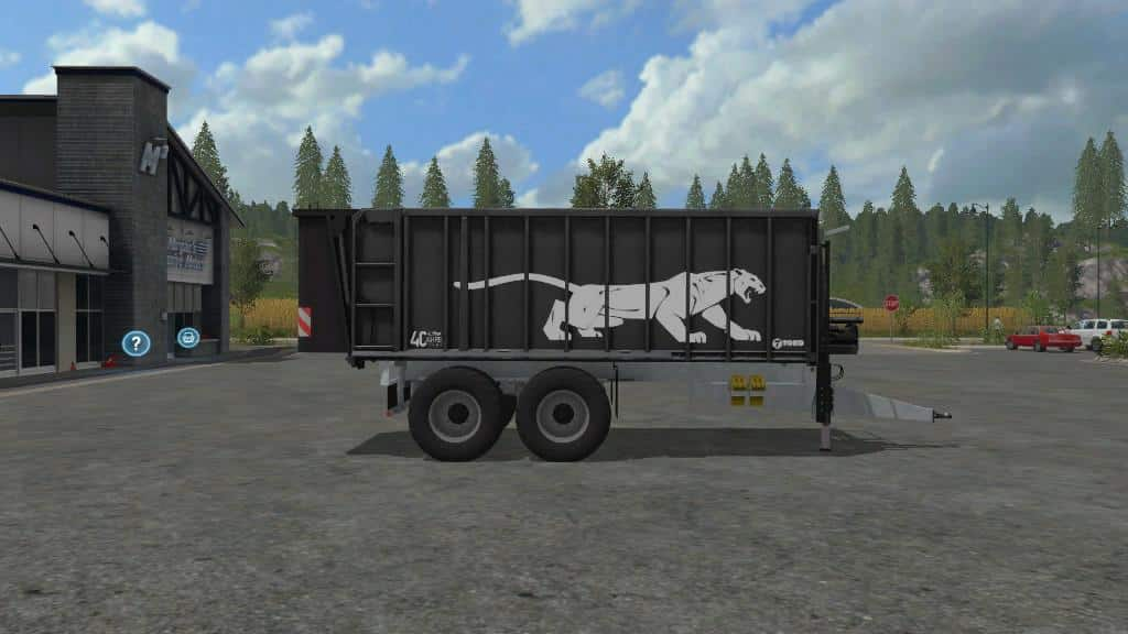 Fliegl ASW 271 Black Panther v1.0.0.1
