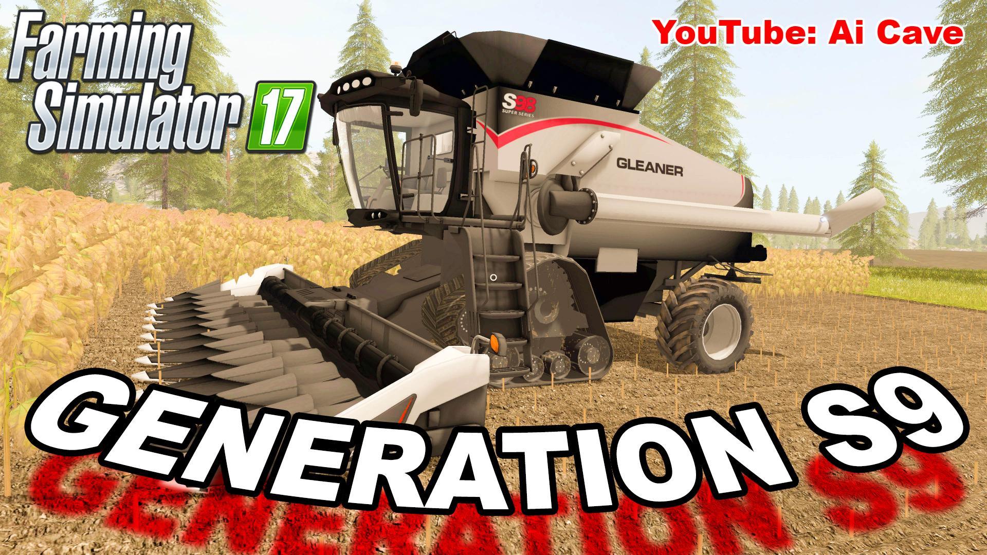 GENERATION S9 SUPER SERIES v2.0