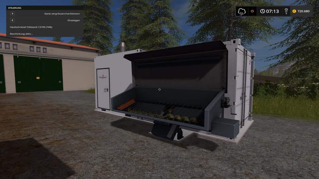 Improved Heatplant v1.0.0.0