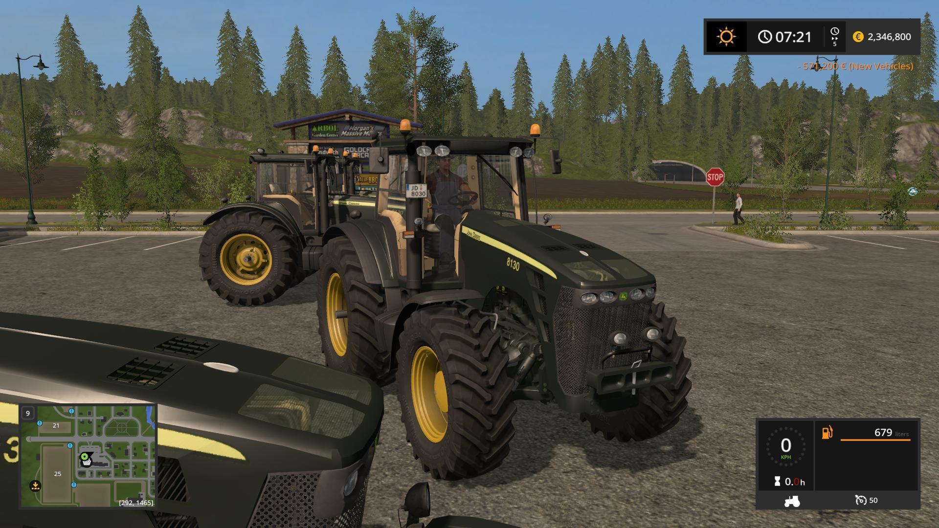 JD 8030 Series Black V1.0