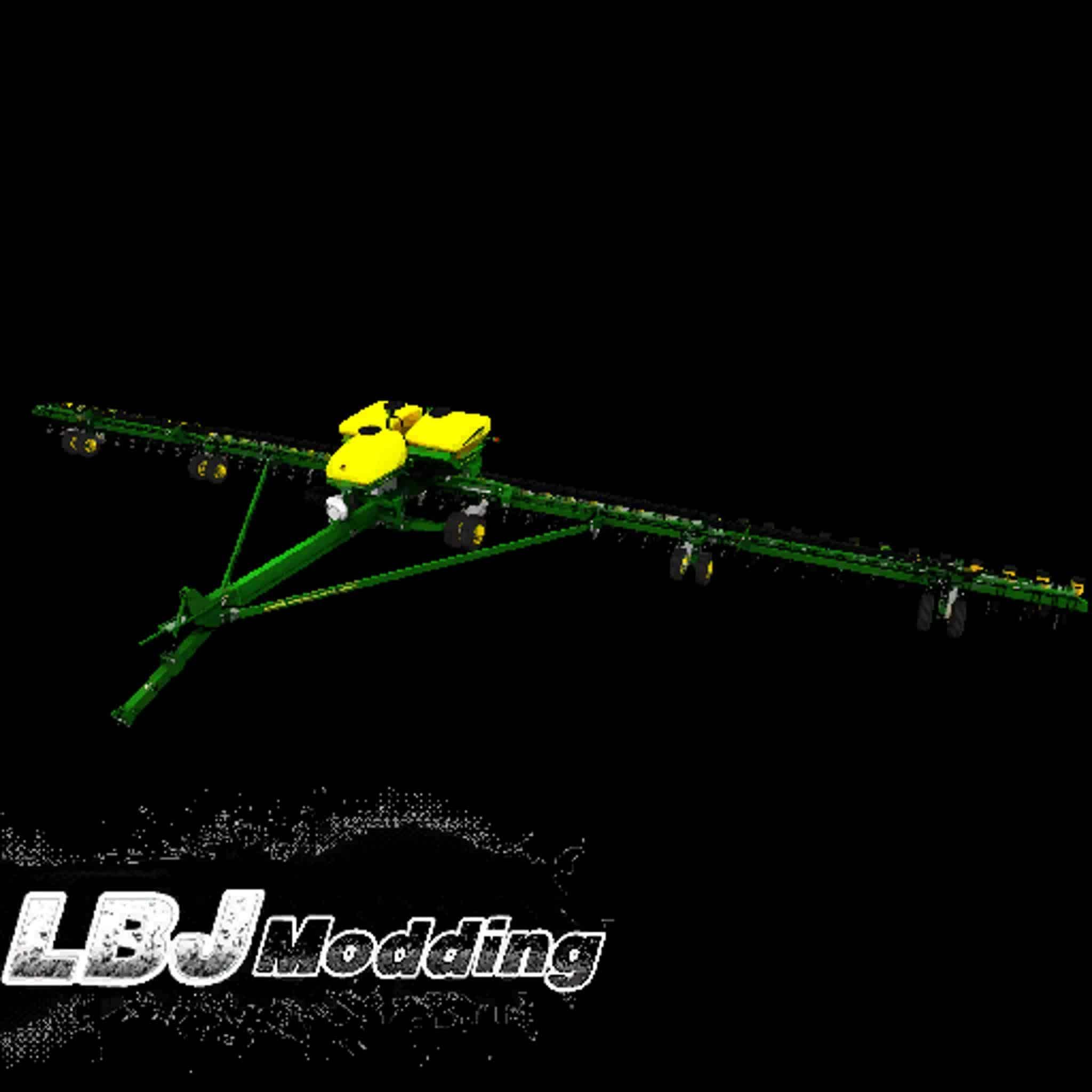 John Deere DB120 v1