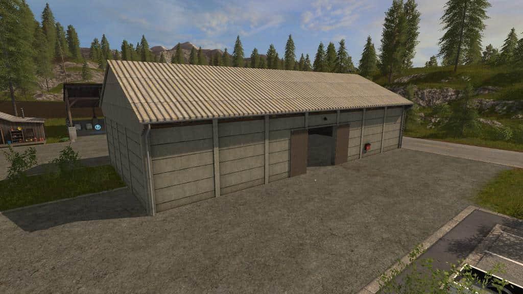 LPG Mountain Halls Package v1.0.0.0