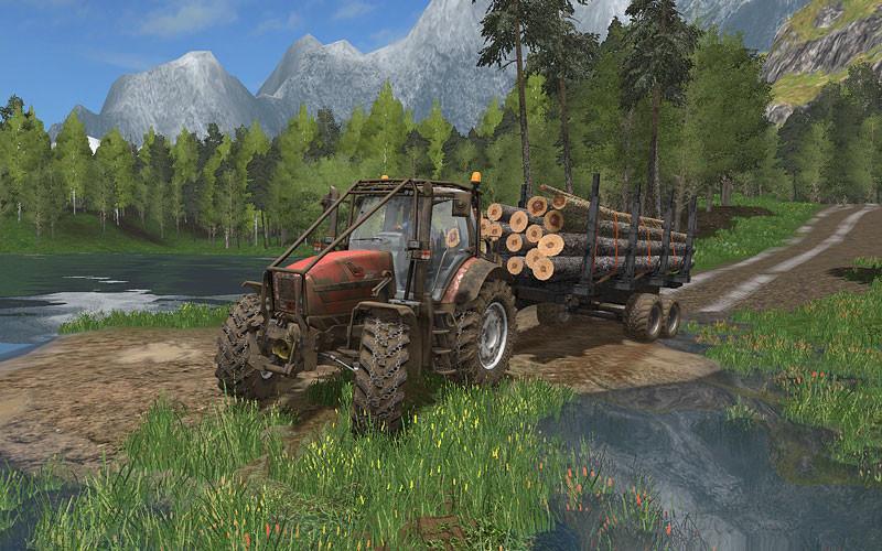 Same Fortis Forestry Edition v1.0
