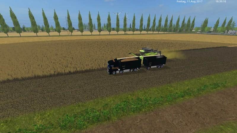 Scania Conow articulated link v0.1