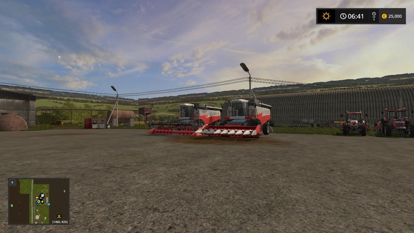 Weekday tractor driver v2.0