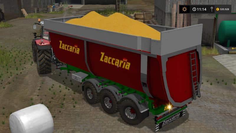ZACCARIA ZAM 200 Dp8 Super Plus v0.9 beta