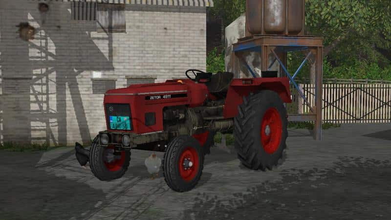 Zetor 4911 v1.0