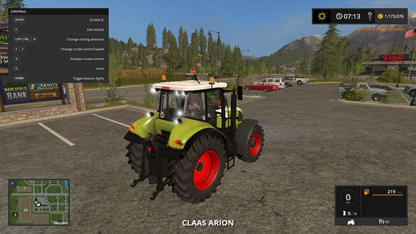 Claas Arion 600 610 620 630 V 2.0 [MP]