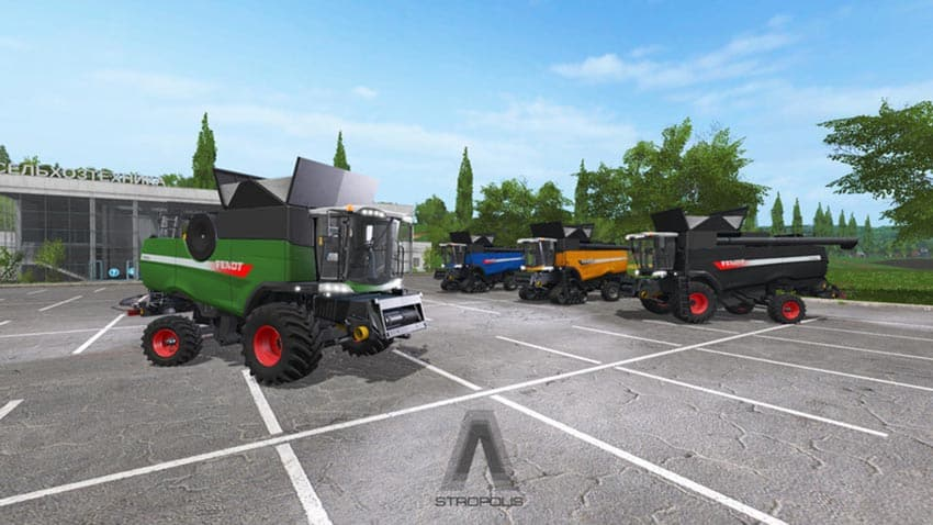 Fendt 9490 X More Realistic V 3.0 [MP]