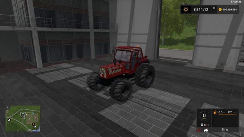 Fiat Turbo V 1.7 [SP]
