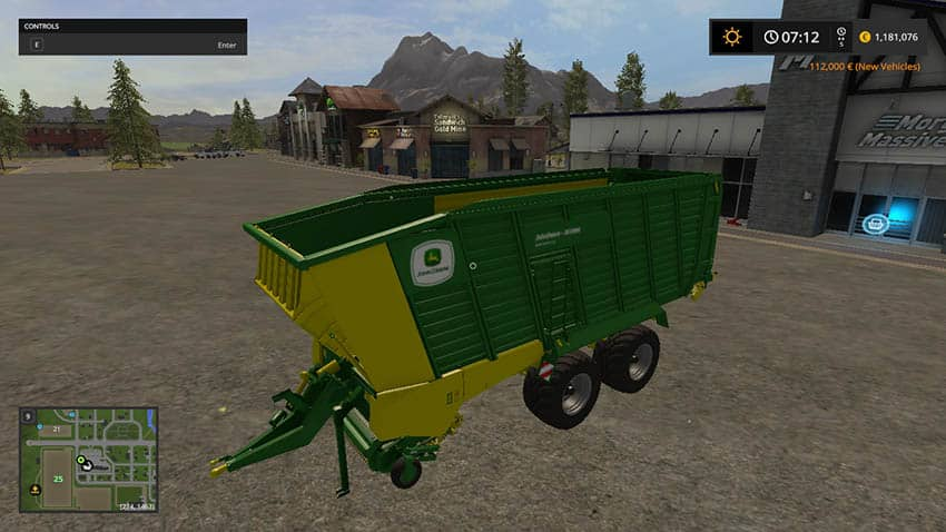 John Deere JD100K V 1.1 [MP]