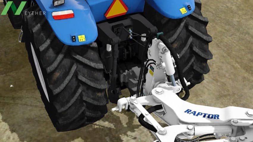 New Holland TG series v 1.0