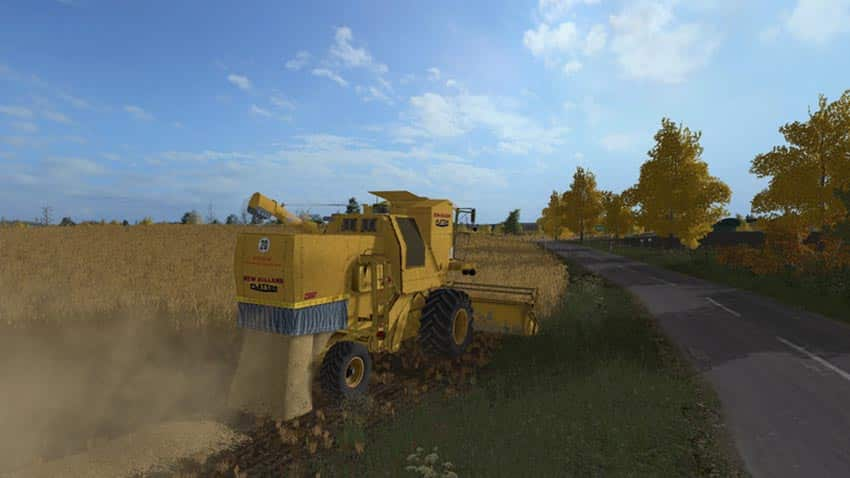 New Holland Clayson M135 V 1.0 [SP]