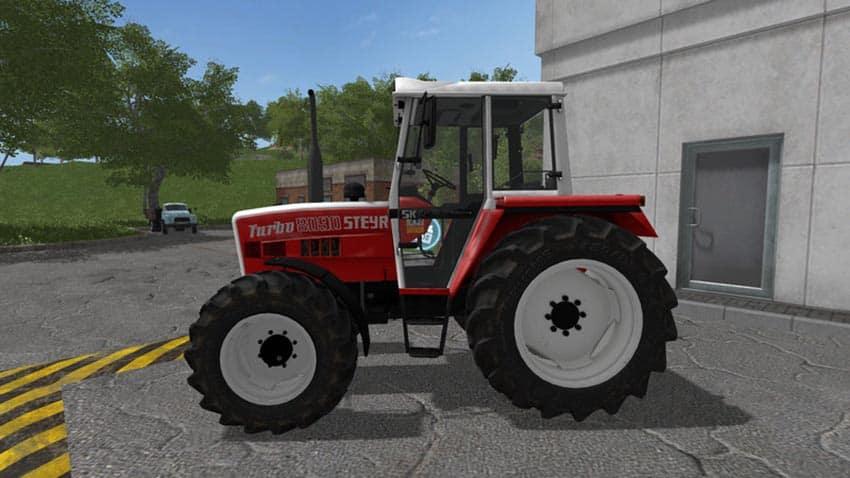 STEYR 8090a Turbo SK2 V 2.5 [MP]