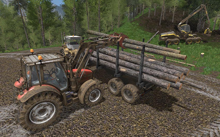 Same Fortis Forestry Edition V 1.0.0.1 [MP]