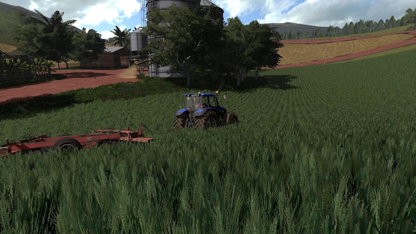 Fazenda baixa verde v1.0