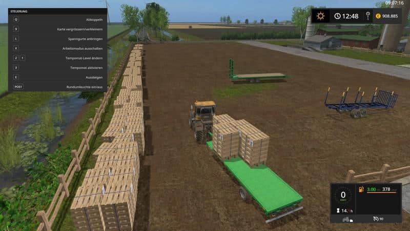 Frisian march v3.0 without ditches