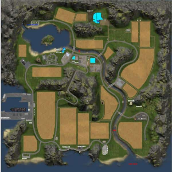 Giants Map LS11 v1.3
