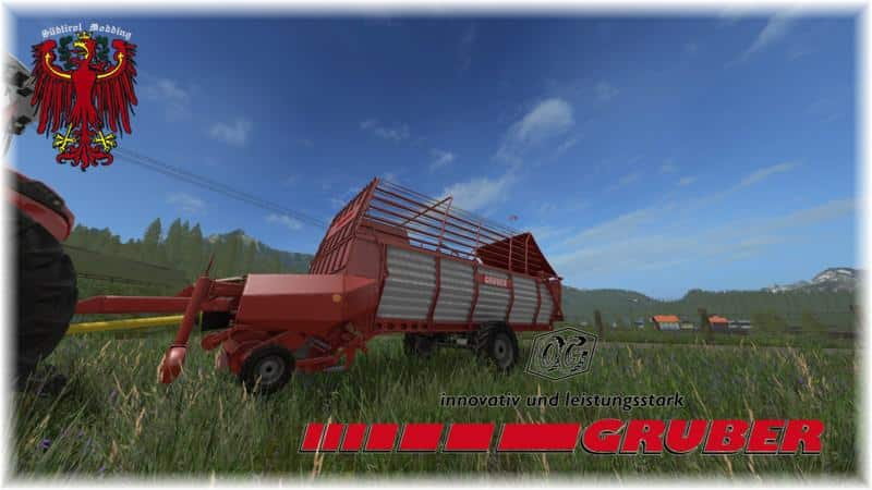 Gruber LT300 (with twin tires) v1.0