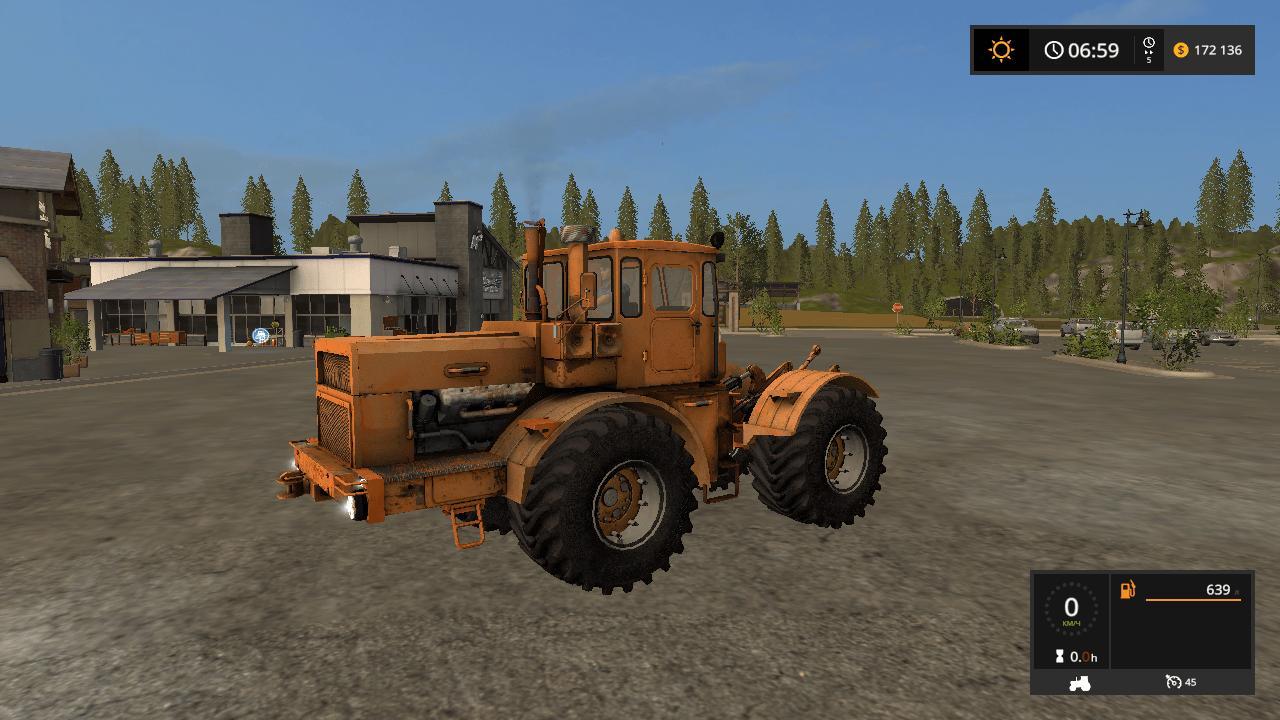 Kirovez K 700A Orange v1.3.1