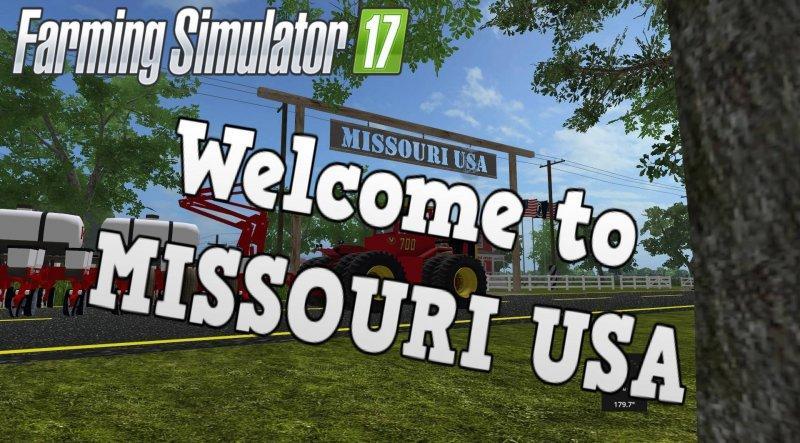 Missouri MAP – COTTON v1.0