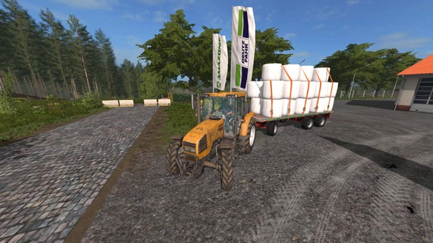 Renault ares 550 rz V 1.1 [MP]