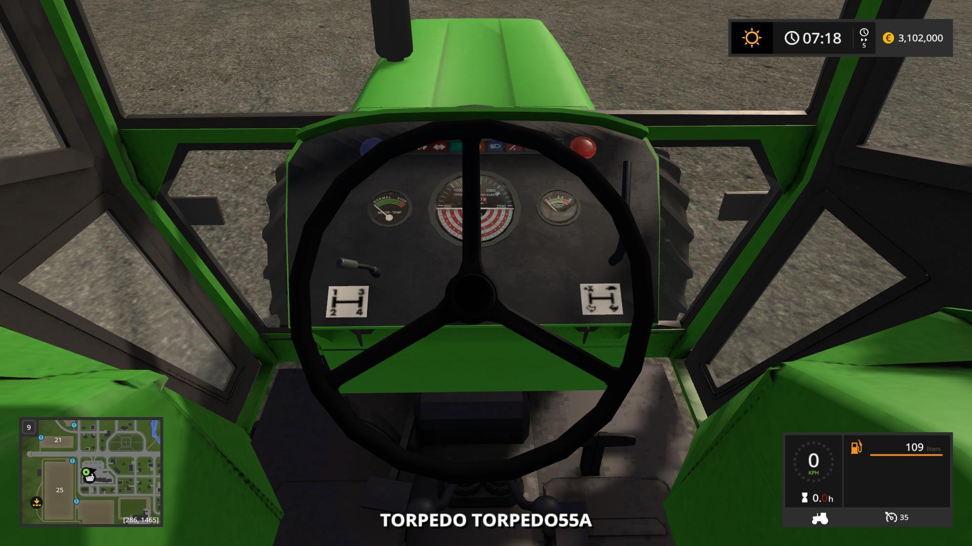 Torpedo 55A v1.0