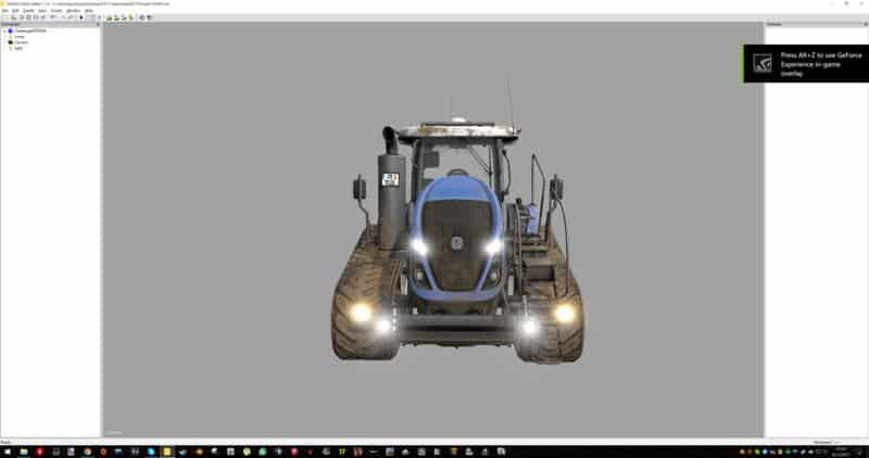 Unofficial New Holland T7 315 V1.15