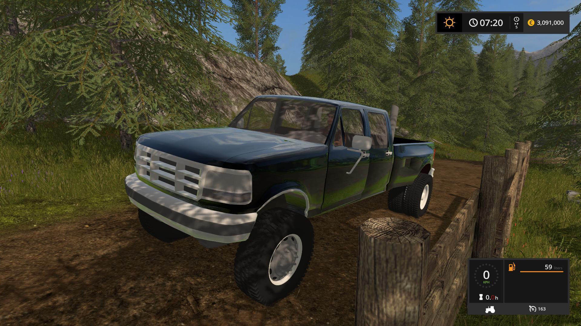 1994-5 Ford Fsuperduty v1.0