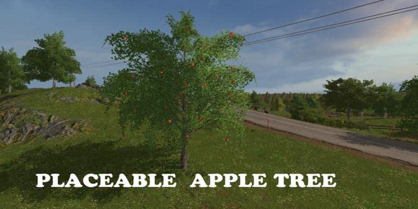 Apple Tree Mod V 1.0 [MP]