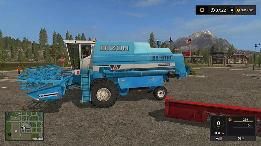 Bizon BS-5110 + Headers v 1.0