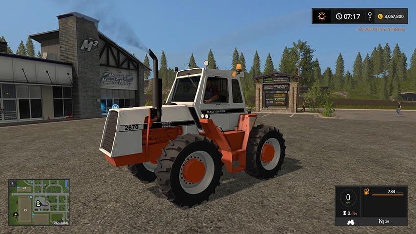 Case 2670 Tractor v 1.0