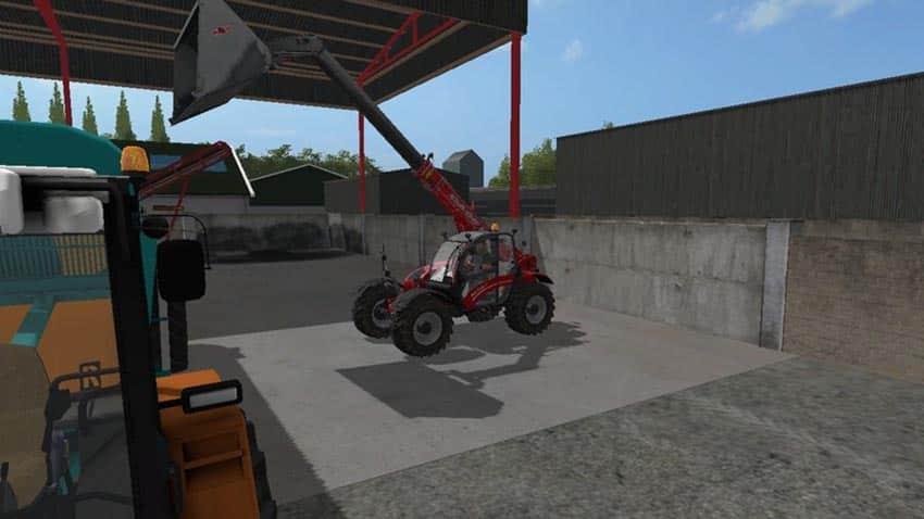 Case Farmlift 735 V 1.0 [SP]