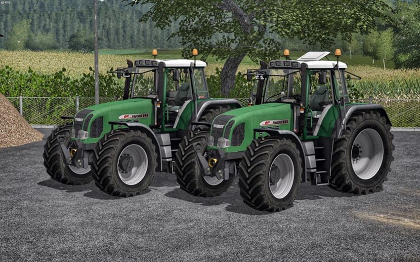 Fendt 900 Vario 2 Generation V 1.0 [MP]