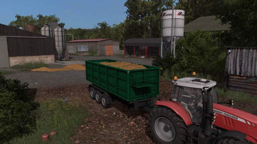 Grain Trailer V 1.0 [SP]