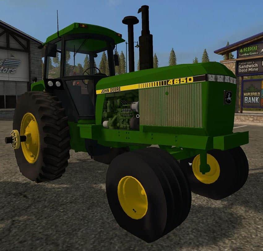 JD Series 2WD v 1.0