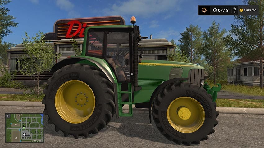 John Deere 6920S v 3.0