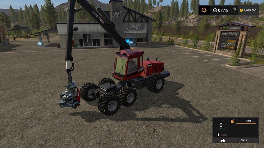 Komatsu 941 TM2000 v 1.0