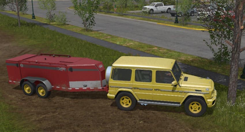 Mercedes-Benz G65 v 1.3 [MP]