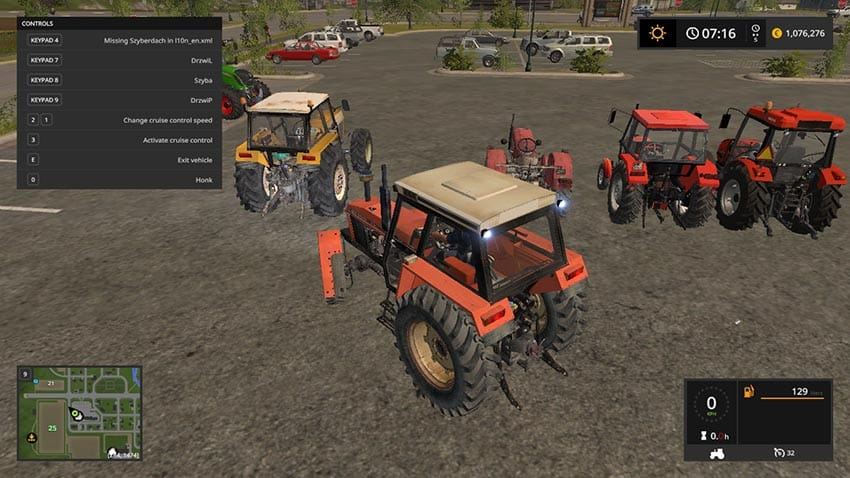 Mod Packs Ursus V 1.0 [MP]