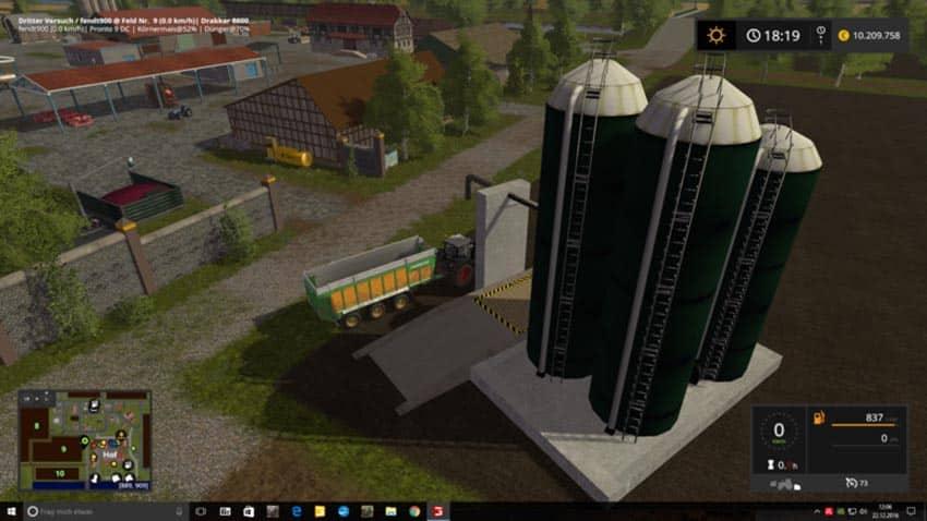 Multi interim storage V 3.5 [MP]