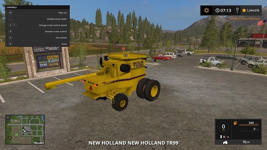 NH TR99 v 1.0