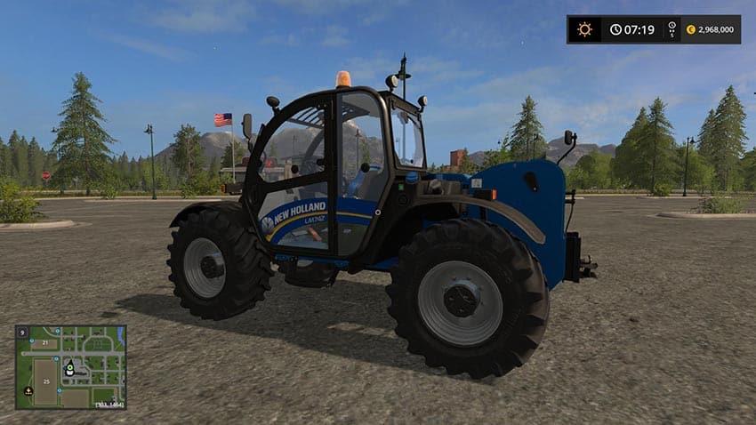 New Holland LM742 v 1.0