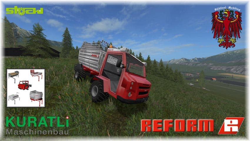 Refrom MULI T8 Pack V 1.2 [MP]