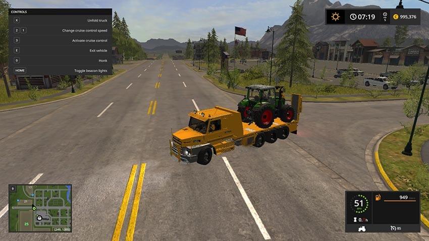 Scania 112E TT v 1.0