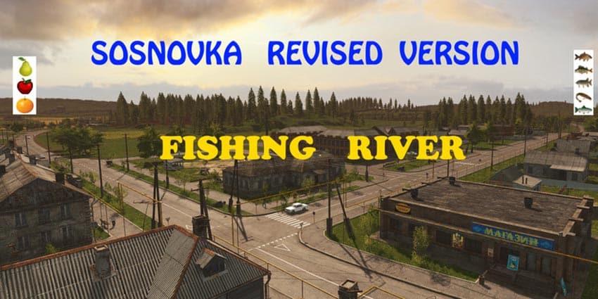 Sosnovka Fishing River V 1.0 [MP]
