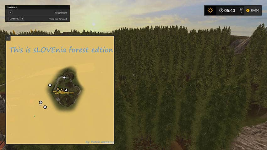 This is sLOVEnia forest edition V B [SP]