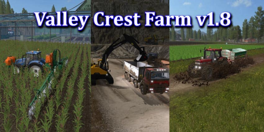 Valley Crest Farm V 1.8 [MP]